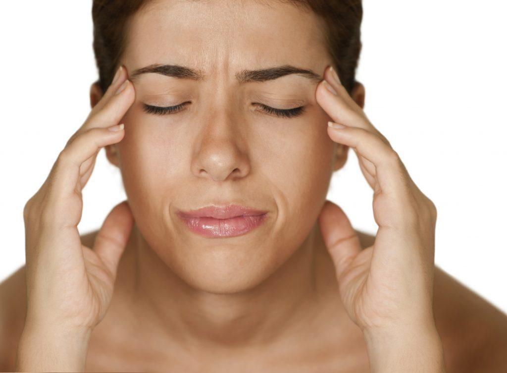 Acupressure for headache - Village Healing